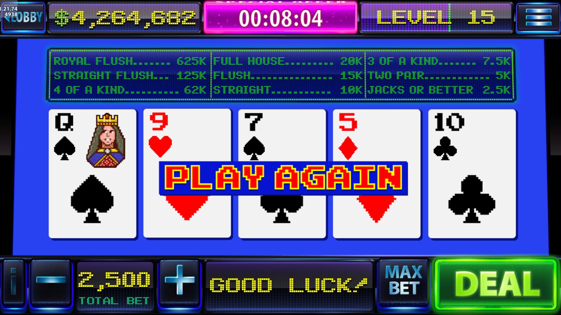 Texas Store them Online Poker