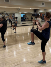 The World's Most Unusual Kickboxing Classes